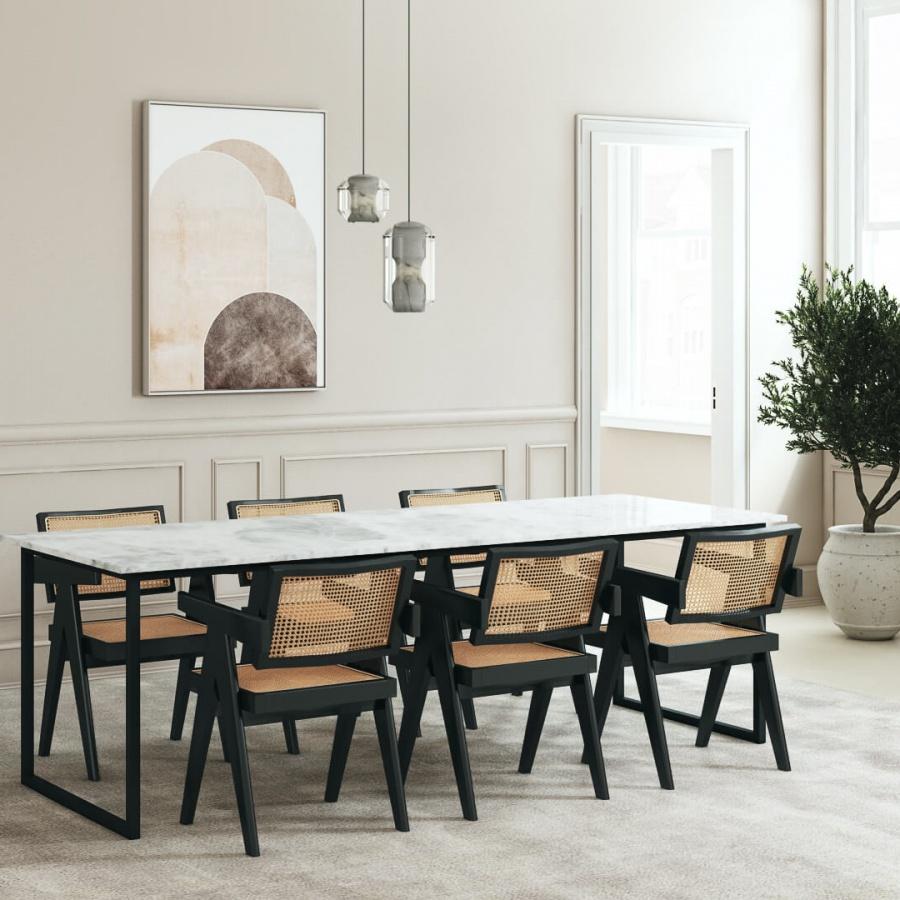 Marble Dining Tables Aime Té